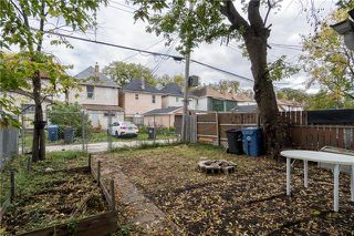 Photo 18: 429 Toronto Street in Winnipeg: West End Residential for sale (5A)  : MLS®# 1927705