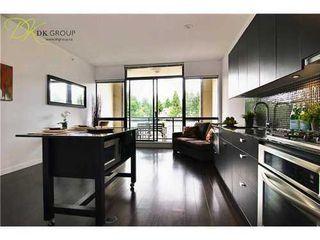 Photo 1: 402 121 BREW Street in Port Moody: Home for sale : MLS®# V895452