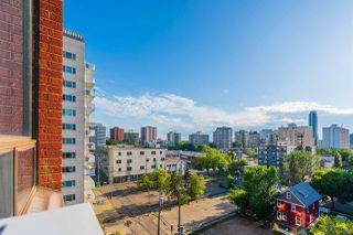 Photo 21: 803 10160 114 Street in Edmonton: Zone 12 Condo for sale : MLS®# E4219293