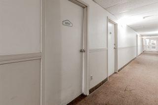 Photo 22: 803 10160 114 Street in Edmonton: Zone 12 Condo for sale : MLS®# E4219293