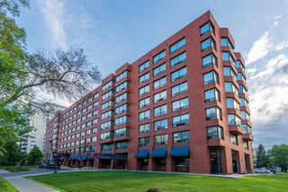 Photo 1: 803 10160 114 Street in Edmonton: Zone 12 Condo for sale : MLS®# E4219293