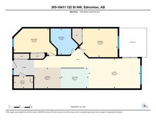 Photo 20: 205 10411 122 Street in Edmonton: Zone 07 Condo for sale : MLS®# E4221703