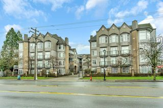 """Photo 1: 321 20200 56 Avenue in Langley: Langley City Condo for sale in """"THE BENTLEY"""" : MLS®# R2526223"""