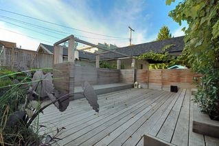 Photo 20: 985 W 23RD Avenue in Vancouver: Cambie House for sale (Vancouver West)  : MLS®# V793373