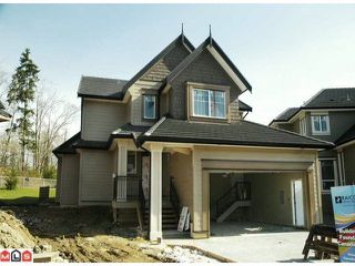 "Photo 1: 7876 164A Street in Surrey: Fleetwood Tynehead House for sale in ""HAZELWOOD ESTATES"" : MLS®# F1006230"