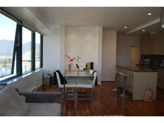 """Photo 3: 1414 1333 W GEORGIA Street in Vancouver: Coal Harbour Condo for sale in """"THE QUBE"""" (Vancouver West)  : MLS®# V831474"""