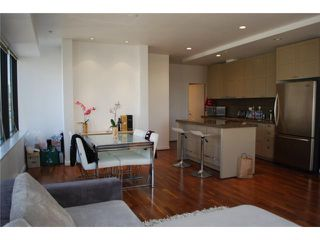 """Photo 2: 1414 1333 W GEORGIA Street in Vancouver: Coal Harbour Condo for sale in """"THE QUBE"""" (Vancouver West)  : MLS®# V831474"""
