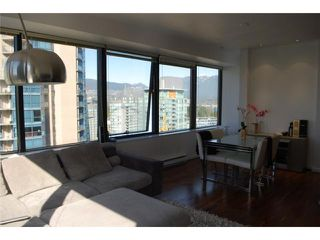 "Photo 5: 1414 1333 W GEORGIA Street in Vancouver: Coal Harbour Condo for sale in ""THE QUBE"" (Vancouver West)  : MLS®# V831474"