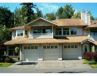 "Photo 1: 255 20391 96TH AV in Langley: Walnut Grove Townhouse for sale in ""CHELSEA GREEN"" : MLS®# F2615492"