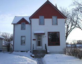 Photo 1: 314 KILDARE Avenue West in WINNIPEG: Transcona Residential for sale (North East Winnipeg)  : MLS®# 2901523