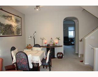"Photo 3: 36 7233 HEATHER Street in Richmond: McLennan North Townhouse for sale in ""WELLINGTON COURT"" : MLS®# V752865"