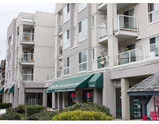 """Photo 1: 202 5499 203RD Street in Langley: Langley City Condo for sale in """"PIONEER PLACE"""" : MLS®# F2908317"""