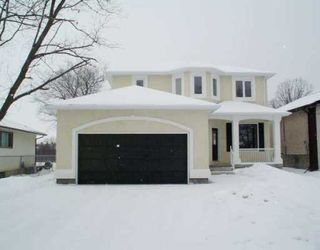 Main Photo: 750 HANEY Street in WINNIPEG: Charleswood Single Family Detached for sale (South Winnipeg)  : MLS®# 2518835