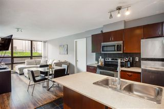 "Main Photo: 409 933 HORNBY Street in Vancouver: Downtown VW Condo for sale in ""ELECTRIC AVENUE"" (Vancouver West)  : MLS®# R2391427"