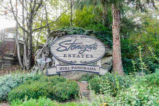 Photo 2: 28 2951 PANORAMA Drive in Coquitlam: Westwood Plateau Townhouse for sale : MLS®# R2396991