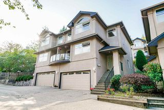 Photo 1: 28 2951 PANORAMA Drive in Coquitlam: Westwood Plateau Townhouse for sale : MLS®# R2396991