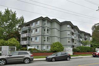 "Photo 1: 102 2439 WILSON Avenue in Port Coquitlam: Central Pt Coquitlam Condo for sale in ""AVEBURY POINT"" : MLS®# R2404488"