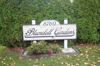 """Photo 2: 211 8760 BLUNDELL Road in Richmond: Garden City Condo for sale in """"BLUNDELL GARDEN"""" : MLS®# R2418326"""