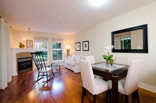 Photo 2: 104 1868 WEST 5TH AVENUE in GREENWICH: Home for sale