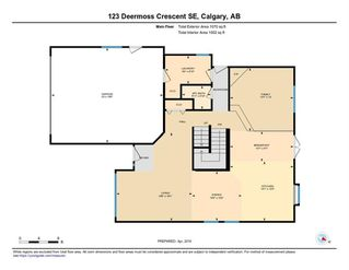 Photo 47: 123 DEERMOSS Crescent SE in Calgary: Deer Run Detached for sale : MLS®# C4287185