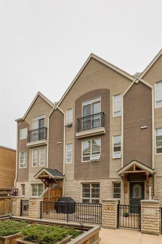 Photo 1: 9 1729 34 Avenue SW in Calgary: Altadore Row/Townhouse for sale : MLS®# A1018422