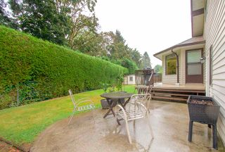 """Photo 29: 908 MAYWOOD Avenue in Port Coquitlam: Lincoln Park PQ House for sale in """"LINCOLN PARK"""" : MLS®# R2502079"""