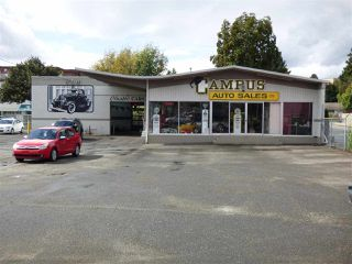 Main Photo: 45839 YALE Road in Chilliwack: Chilliwack W Young-Well Retail for sale : MLS®# C8034486