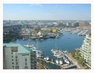 """Photo 8: 1804 1500 HOWE Street in Vancouver: False Creek North Condo for sale in """"DISCOVERY"""" (Vancouver West)  : MLS®# V788332"""