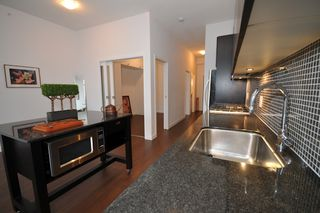 "Photo 7: 413 121 BREW Street in Port Moody: Port Moody Centre Condo for sale in ""ROOM/SUTERBROOK"" : MLS®# V803654"