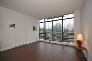 "Photo 3: 413 121 BREW Street in Port Moody: Port Moody Centre Condo for sale in ""ROOM/SUTERBROOK"" : MLS®# V803654"