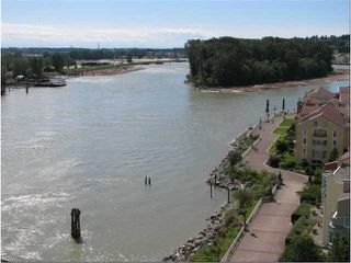 "Photo 8: 1405 1250 QUAYSIDE Drive in New Westminster: Quay Condo for sale in ""PROMENADE"" : MLS®# V840435"