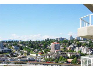 "Photo 10: 1405 1250 QUAYSIDE Drive in New Westminster: Quay Condo for sale in ""PROMENADE"" : MLS®# V840435"