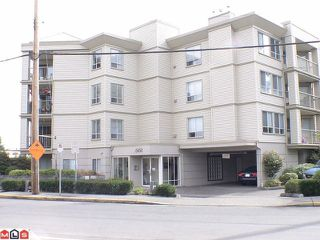 "Photo 1: 208 5450 208TH Street in Langley: Langley City Condo for sale in ""MONTGOMERY GATE"" : MLS®# F1022244"