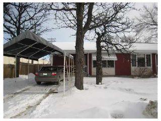 Photo 1: 215 VARSITY VIEW Drive in WINNIPEG: Charleswood Residential for sale (South Winnipeg)  : MLS®# 2802979