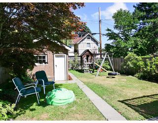 Photo 10: 3331 W 26TH Avenue in Vancouver: Dunbar House for sale (Vancouver West)  : MLS®# V723675