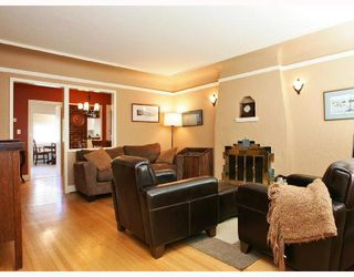 Photo 2: 3331 W 26TH Avenue in Vancouver: Dunbar House for sale (Vancouver West)  : MLS®# V723675