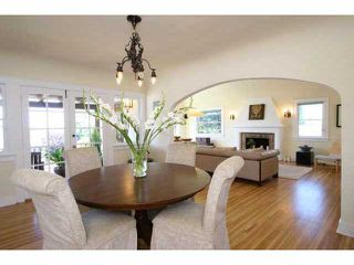 Photo 3: MISSION HILLS House for sale : 4 bedrooms : 2460 PRESIDIO DRIVE in San Diego