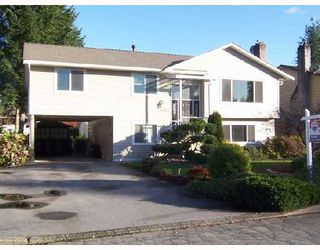 """Photo 1: 3356 FIR Street in Port_Coquitlam: Lincoln Park PQ House for sale in """"SUN VALLEY"""" (Port Coquitlam)  : MLS®# V738101"""