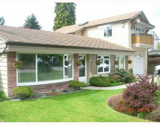 """Photo 1: 1367 COTTONWOOD in North_Vancouver: Norgate House for sale in """"NORGATE"""" (North Vancouver)  : MLS®# V766908"""