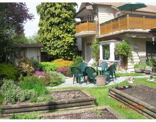 """Photo 8: 1367 COTTONWOOD in North_Vancouver: Norgate House for sale in """"NORGATE"""" (North Vancouver)  : MLS®# V766908"""