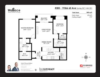 "Photo 16: 305 19366 65 Avenue in Surrey: Clayton Condo for sale in ""Liberty"" (Cloverdale)  : MLS®# R2397315"