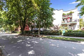 Main Photo: 306 1169 NELSON Street in Vancouver: West End VW Condo for sale (Vancouver West)  : MLS®# R2397510