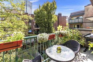 Photo 4: 306 1169 NELSON Street in Vancouver: West End VW Condo for sale (Vancouver West)  : MLS®# R2397510