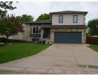 Photo 1: 86 CIVIC Street in WINNIPEG: Charleswood Residential for sale (South Winnipeg)  : MLS®# 2810384