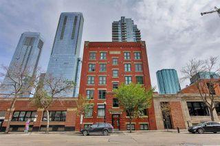 Main Photo: 104 10249 104 Street in Edmonton: Zone 12 Condo for sale : MLS®# E4173853