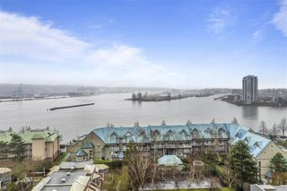 """Photo 14: 1404 1065 QUAYSIDE Drive in New Westminster: Quay Condo for sale in """"Quayside Tower 2"""" : MLS®# R2435986"""