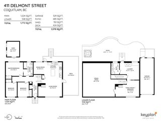 Photo 29: 411 DELMONT Street in Coquitlam: Coquitlam West House for sale : MLS®# R2477098