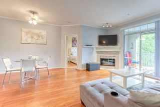 """Photo 1: 202 20897 57 Avenue in Langley: Langley City Condo for sale in """"Arbour Lane"""" : MLS®# R2490490"""