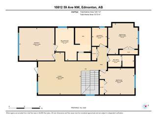 Photo 45: 10812 59 Avenue in Edmonton: Zone 15 House for sale : MLS®# E4221513