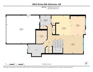 Photo 44: 10812 59 Avenue in Edmonton: Zone 15 House for sale : MLS®# E4221513